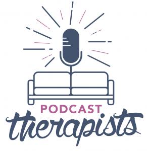 Podcast Therapists Logo